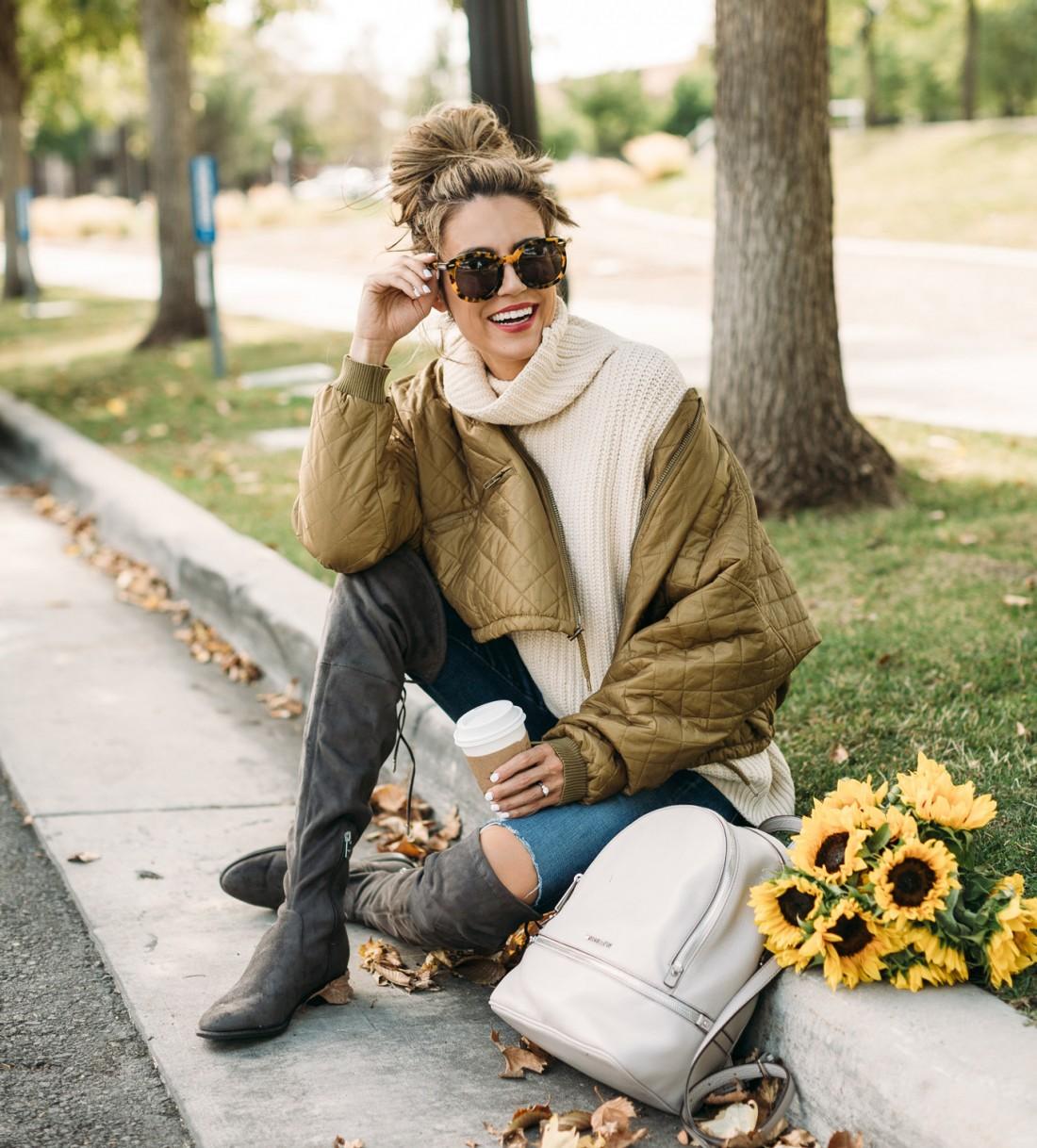 Head-to-Toe Fall Favorites on Sale