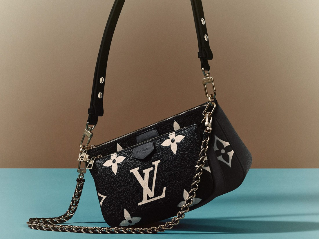 Hold On Tight to Your Wallets, Louis Vuitton's Multi-Pochette Just Got a Makeover