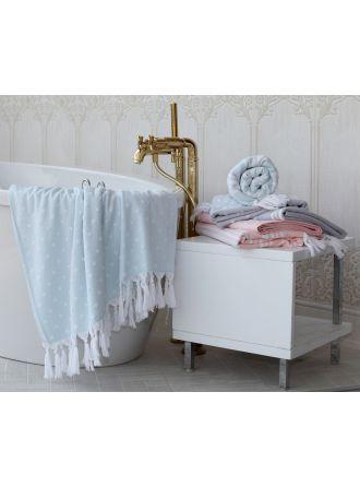 Ephesus Pestemal Towel - Stripy Design